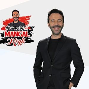 Gürkan Şef'le Mangal Keyfi