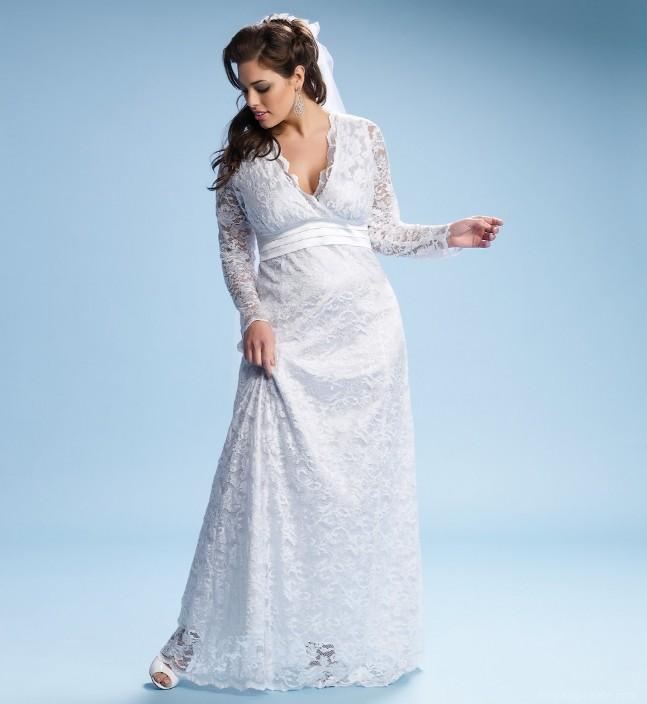 Смотрите фото и выбирайте ваше свадебное платье! . Свадебное платье для полных ... для свадьбы в 2012