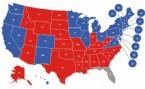 Eyaletler Kimi Hangi Oranda Seçti?