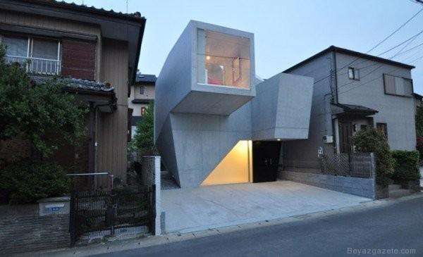 Dahice tasarlanm japon evleri - Case giapponesi moderne ...