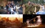 İsrail Ve Filistin Ateşkesi Kutluyor