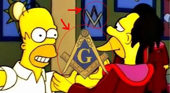 illuminati symbols in tom and jerry - photo #26