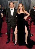Angelina Jolie'nin Sağ Bacağı Virüs Gibi Yayılıyor