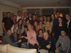 EMRE KARAYEL - Yasemin Öztürk, Doğum Gününü Arkadaşlarıyla Kutladı