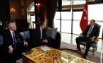 MICHEL PLATINI - Başbakan Erdoğan UEFA Patronunu Kabul Etti