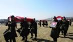 AFGANISTAN - 12 Şehide Hüzünlü Tören