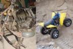 Hurda Metal ATV Oluyor