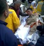 DENİZ KUVVETLERİ - Marmarada İki Hücumbot Çarpıştı: 8 Yaralı