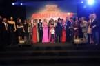 OYLUM - 2011 Ayaklı Gazete Televizyon Yıldızları Ödül Gecesi Ünlülerin Akınına Uğradı