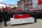 Şehit Teğmenin Cenaze Töreninde Gözyaşları Sel Oldu