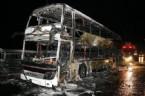 BOLU DAĞı - 66 yolcu ölümden döndü