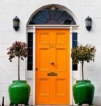 En Güzel Dış Kapı Tasarımları