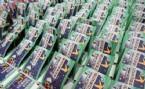 Milli Piyango 2013 Yılbaşı Çekilişi Sıralı Tam Liste