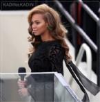 Beyonce Obamanın Yemin Töreninde Sahne Aldı