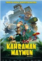 Kahraman Maymun Filmi Afiş Ve Fotoğrafları