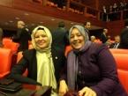 TÜRKIYE BÜYÜK MILLET MECLISI - AK Partili Milletvekilleri Başörtüsü İle Meclis'te