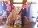 Demet'in 'baby shower' partisi