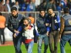 GALATA - Kasımpaşa-G.Saray Maçında Olay