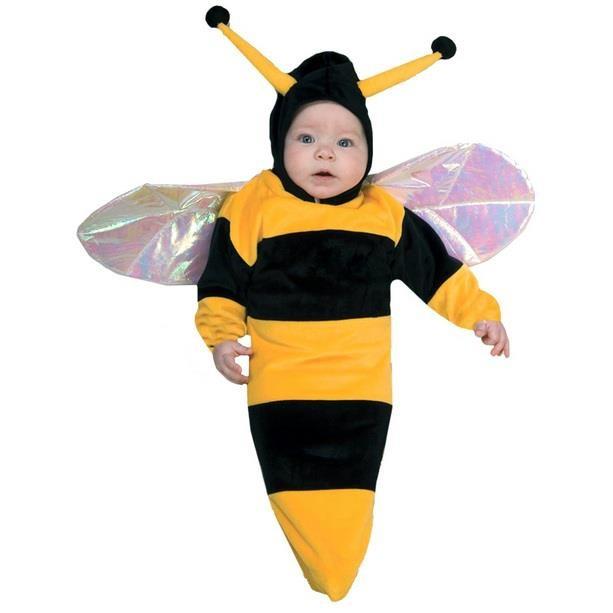 Костюм пчёлки для мальчика своими руками 98
