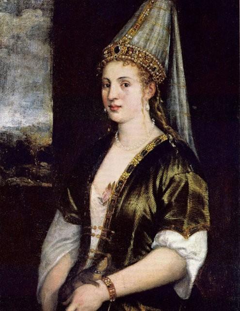 on bir yaş olan Kanuni ile evlendikten sonra Hurrem Sultan