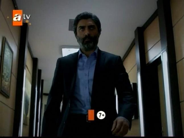 مراد كواليس حلقة وادي الذئاب