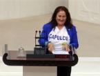 TAKSİM GEZİ PARKI - Meclis'te ''Çapulcu'' Tişörtü