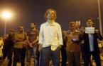 TAKSİM GEZİ PARKI - Türkiye'nin Konuştuğu 'Duran Adam'