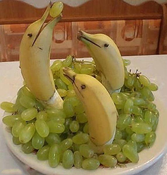 Фото.торт из фруктовых нарезок