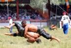 Kırkpınar Yağlı Güreşleri'nde Tarihi Gün