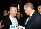 Başbakan Erdoğan'ın Katıldığı İftara Ünlü Akını