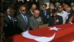 TURGUT ÖZAKMAN - Turgut Özakman'a Son Görev