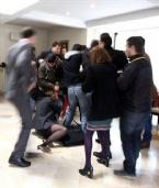 GÜRCISTAN - Çankaya Köşkü'nde Akıl Almaz Saldırı!