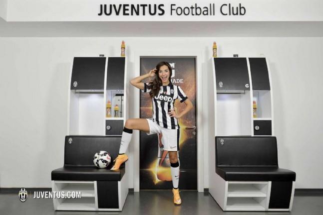juventus - İspanyol Model Juventus TVye Transfer Oldu