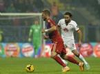 Karabükspor - Galatasaray Maçından En Güzel Kareler...