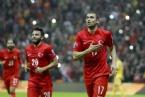 EURO - Türkiye - Kazakistan: 3-1 Maç Sonucu