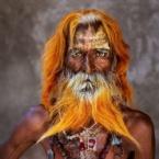 Ödüllü İnsan Yüzü Fotoğrafları