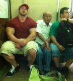 Metrodaki Çılgın İnsanlar