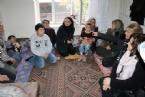Uzat Elini Ermenek'teki Aileleri Ziyaret Etti