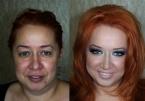 Makyajla İnanılmaz Değişim