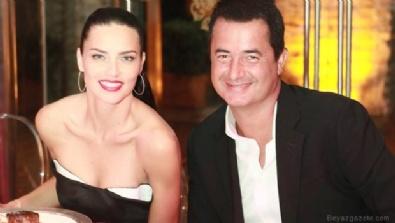 Acun Ilıcalı Adriana Lima Aşk İddiası!