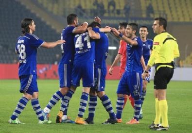 Fenerbahçe-Kayserispor Ziraat Türkiye Kupası