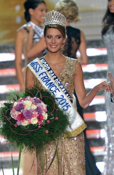 Miss France'da Fransa'nın En Güzeli Belli Oldu