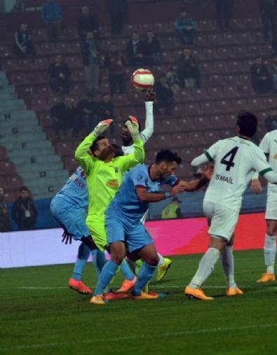 Trabzonspor - Akhisar Maçından Kareler