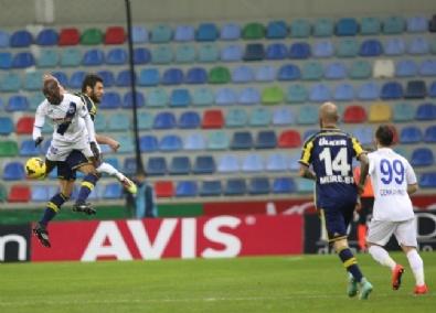 Kayseri Erciyesspor - Fenerbahçe Maçından Kareler