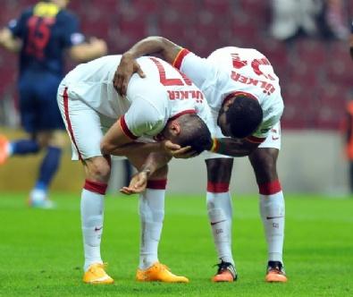 Galatasaray-Mersin İdmanyurdu Maçından Karaler