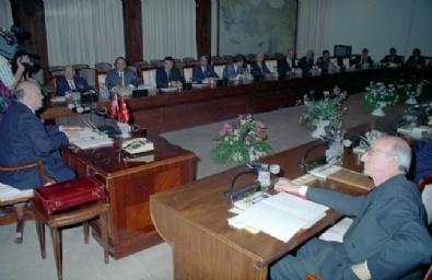 Bakanlar Kuruluna Başkanlık Eden Cumhurbaşkanları