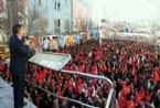 Melih Gökçek'ten Polatlı'da Gövde Gösterisi