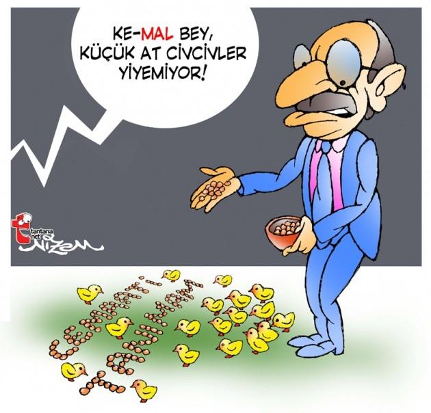 En Komik Seçim Karikatürleri