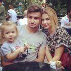 ELAZıĞSPOR - Aydın Yılmaz Ailesiyle Objektif Karşısına Geçti