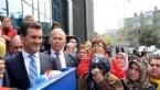 ŞİŞLİ BELEDİYESİ - 'Oyum Sarıgüle' Diyen Teyze Ağladı